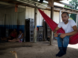 CAHUCOPANA Publicly Denounces Persecution of Carlos Usuga